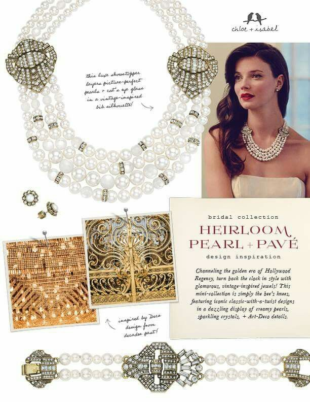 Bridal Collection from Chloe and Isabel by Angel Discount on Bulk orders!! http://www.chloeandisabel.com/boutique/angeliquemc
