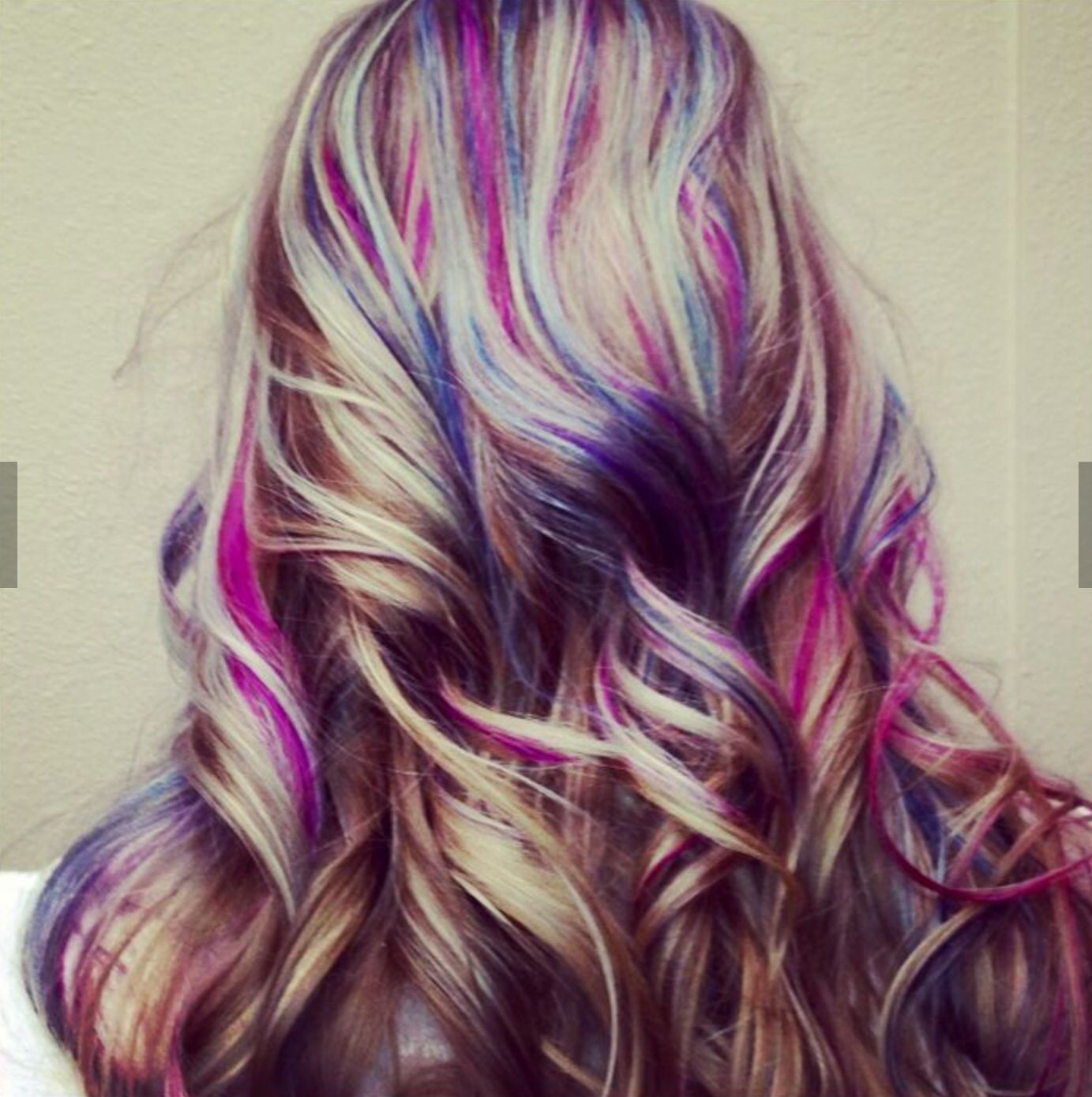 Awesome Light Hair Color Hair Highlights Pink Blonde Hair