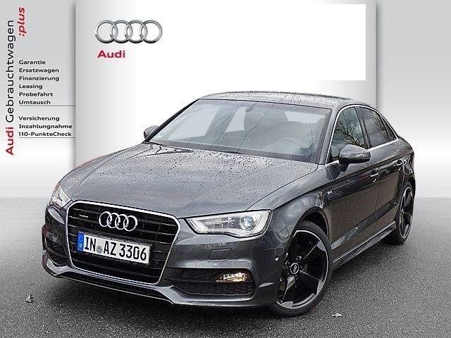 audi a3 limousine 1 8 tfsi automobiles autos. Black Bedroom Furniture Sets. Home Design Ideas