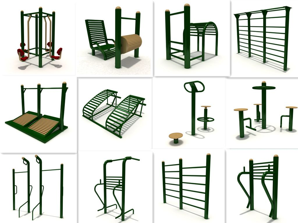 how to build your own wooden jungle gym