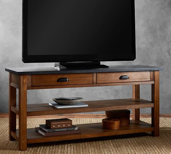 Channing Tv Stand Cool Tv Stands Tv Stand Tv Stand Pottery Barn