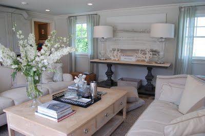 Hampton style home decor - Home decor