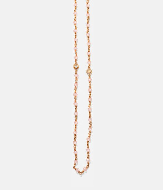 "Luxe 48"" Beaded Strand Necklace | HenriBendel-Root | Henri Bendel"