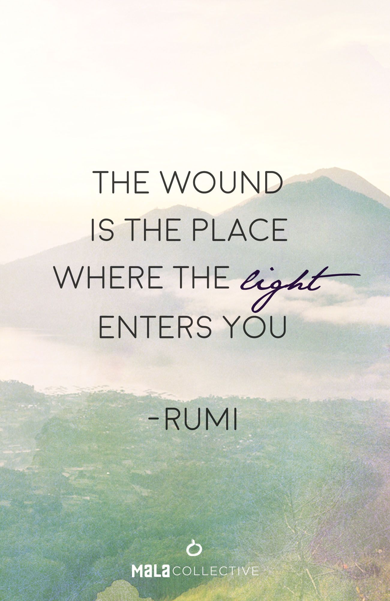 0 We Re All Wounded Warriors On The Road To Redemption Shine That Light For All To See Yoga Quotes Words Cool Words