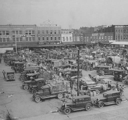 haymarket jefferson and market streets louisville