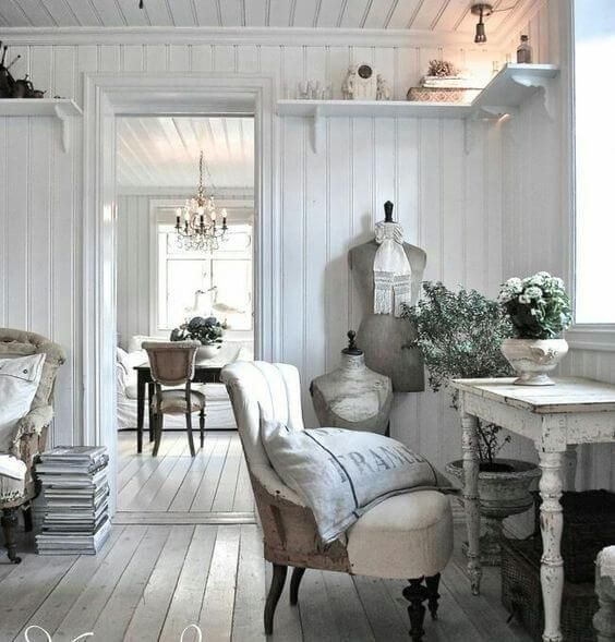 Photo of 15 French country house offices – Inspirati …