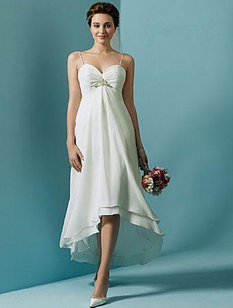 hi low wedding dresses   Wedding In Arizona   Pinterest   Beach ...