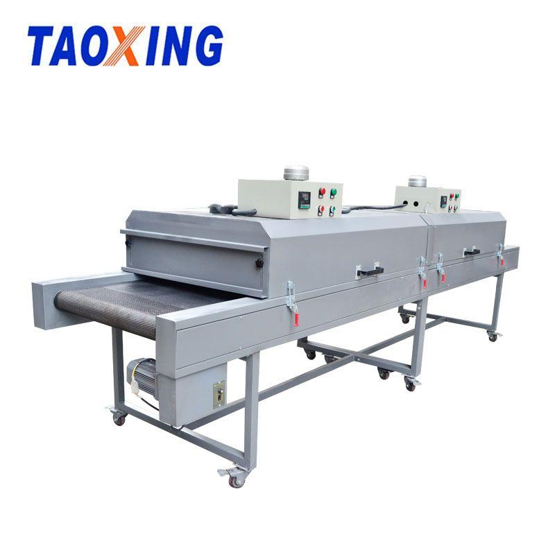 China Manufacturer Ir Conveyor Belt Infrared Tunnel Dryer Machine Ir Conveyor Belt Drying Tunnel Machine Offered Find Appl Manufacturing Dryer Machine Conveyor