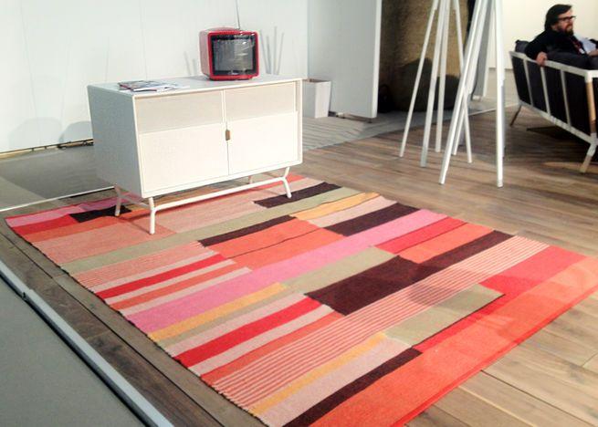 Slideshow Icff 2012 Picks From Javits Center Dwell Beautiful Flooring Rugs Contemporary Rug