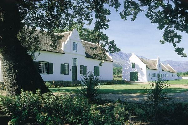 La Motte Wine Estate Luxury Tours South African Wine Western Cape