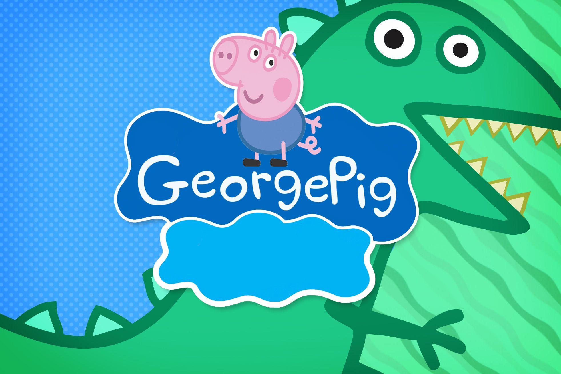 george pig cavaleiro - Google Search