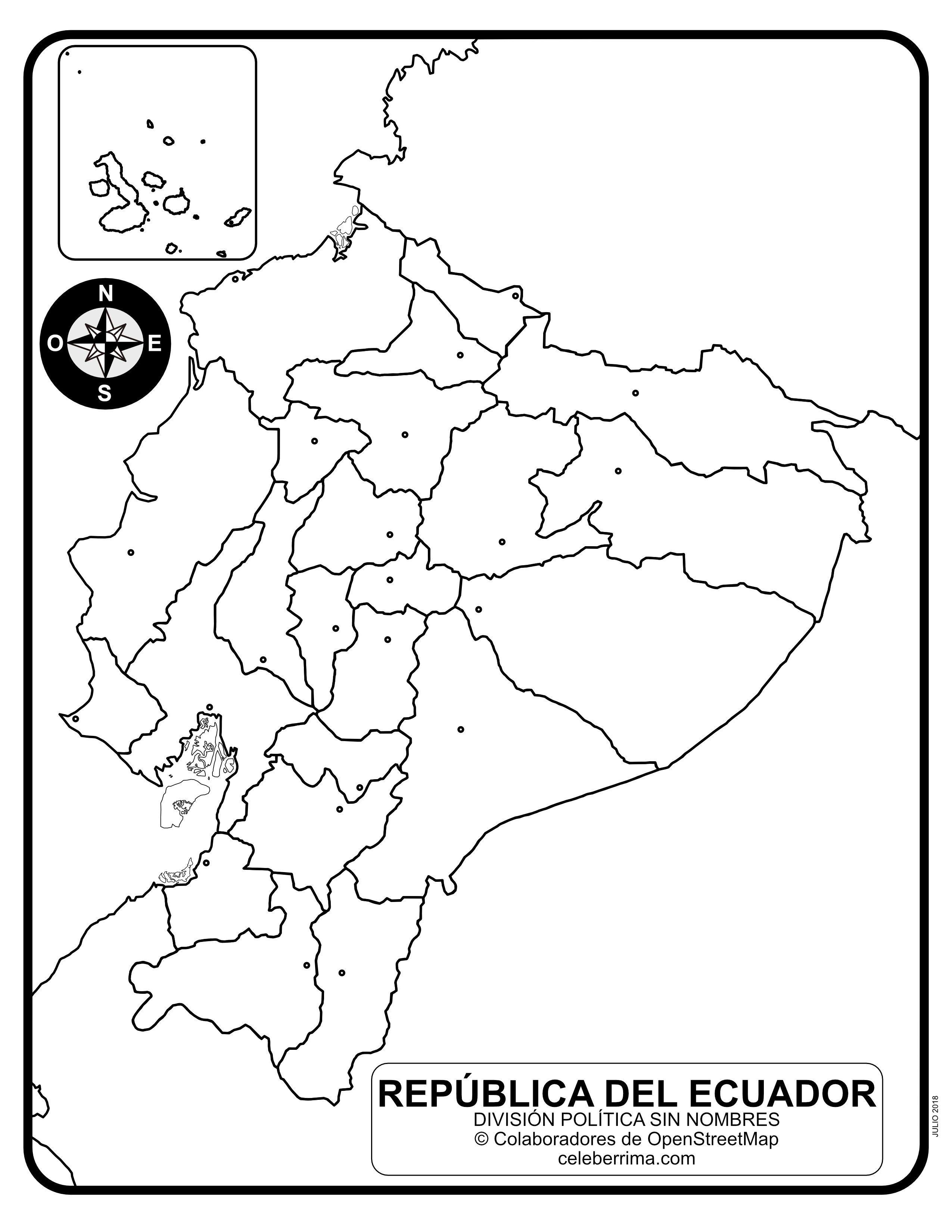 Provincias Del Ecuador Y Sus Regiones Provincias Del Ecuador Provincias Del Ecuador Ecuador Provincia