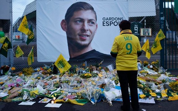 Body Recovered From Plane Wreckage Identified As Footballer