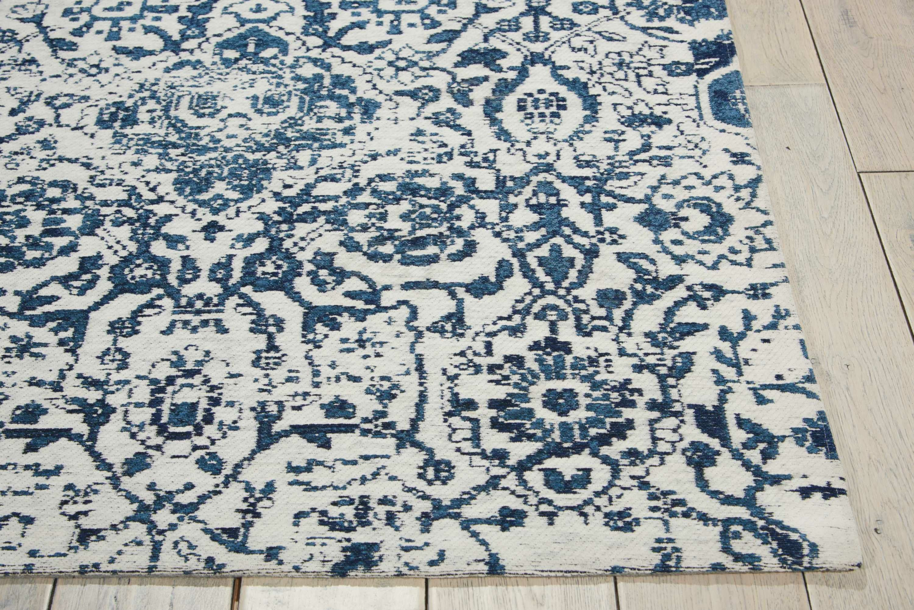 Das06 Color Ivory Navy Size 5 X 7 Area Rugs Blue Area Rug Ideas Blue Area Rugs