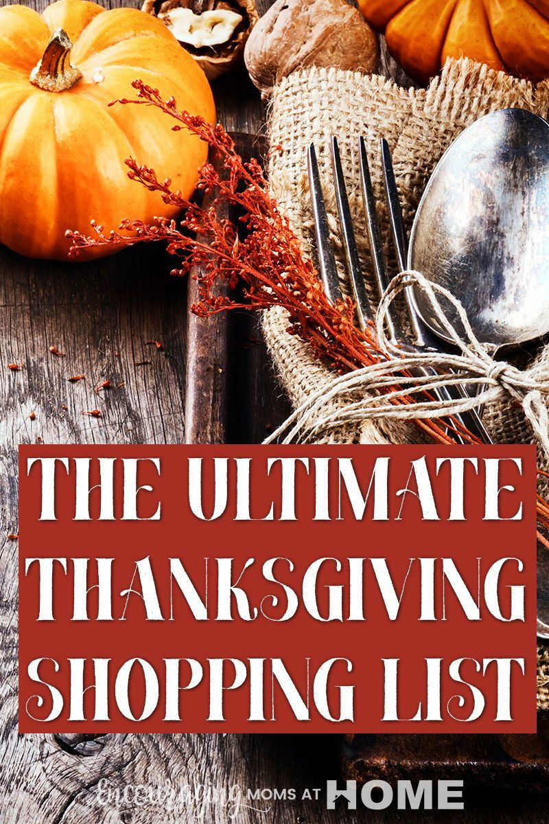 Thanksgiving Shopping List Template Thanksgiving Shopping List Thanksgiving Grocery Thanksgiving Shopping