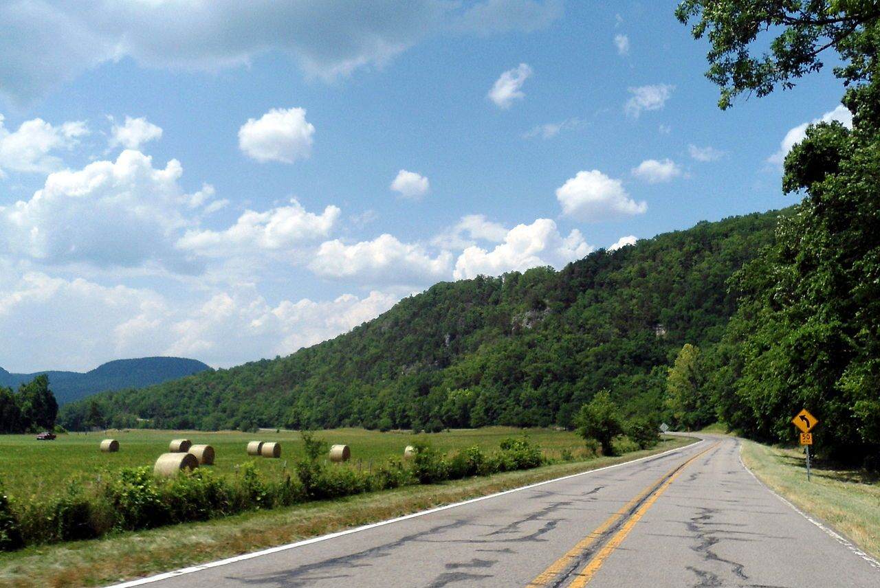 Boxley Valley 001.jpg Scenic byway, Scenic