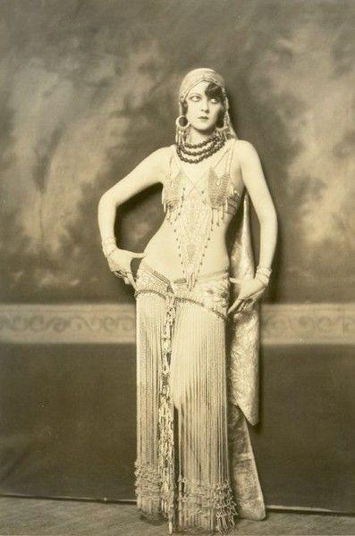 Victoria Secret Original Gift Card - http://p-interest.in/ vintage belly dance costume christine420