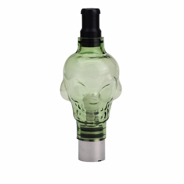 M6 Skull Glass Dry Herb Vaporizers E Cigarettes For Dual Coil Wax Globe Tanks 3.0ml Atomizers Fit EGo 510 Series Battery Ecig Kits Wholesale Online with $1.99/Piece on Puccitech's Store | DHgate.com