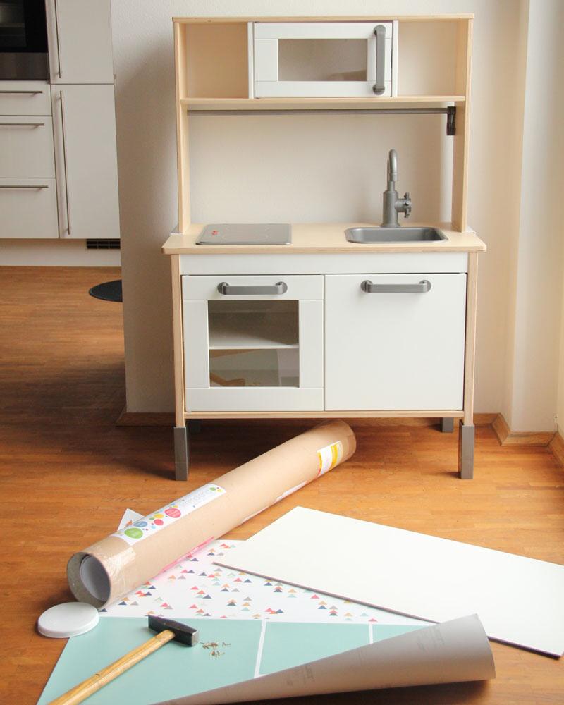 IKEA Kinderküche gebraucht kaufen und aufwerten! Ikea