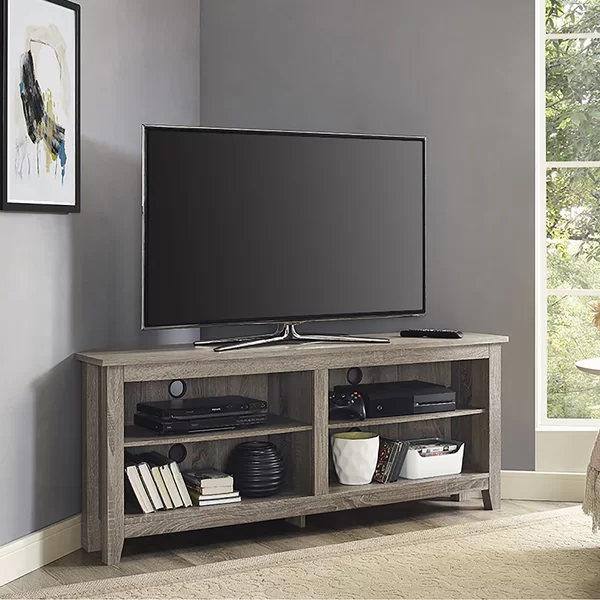 Beachcrest Home Sunbury Tv Stand For Tvs Up To 64 Wayfair