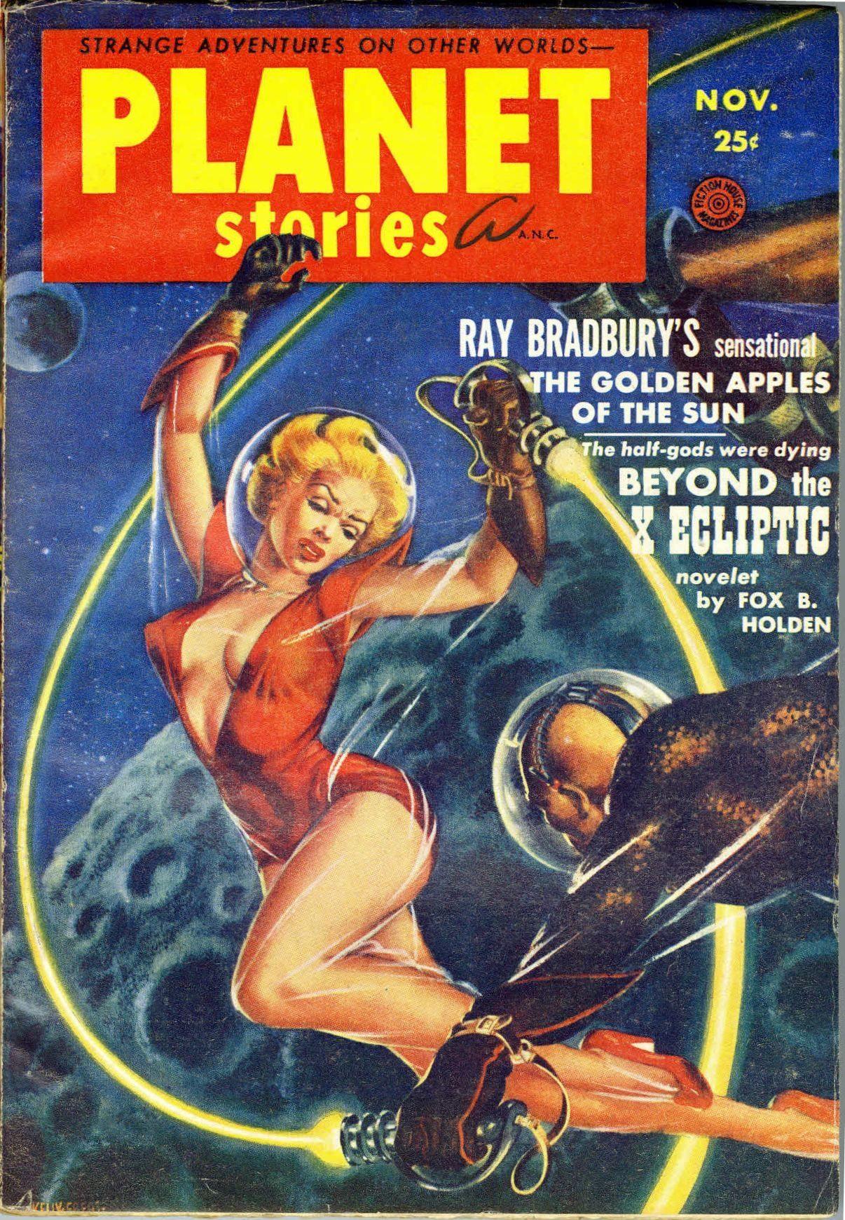 Risultati immagini per copertine fantascienza vintage donne