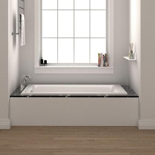 54 X 30 Drop In Soaking Bathtub Bathtub Remodel Soaking