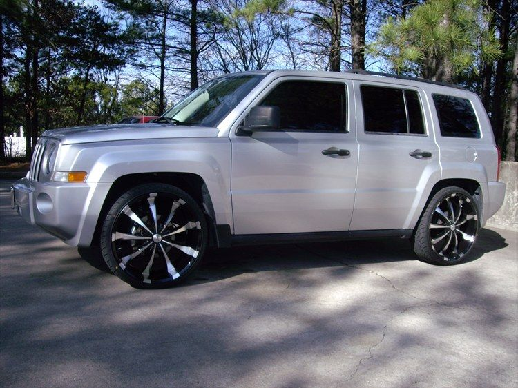 Jeep Patriot Jeep Patriot 2014 Jeep Patriot Custom Jeep