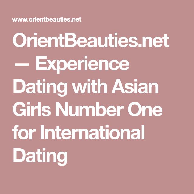 dating tipi asiatici)