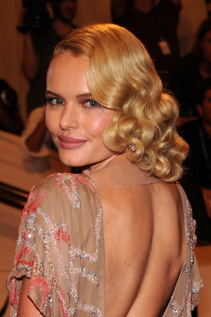 Kate Bosworth Great Hair Ideas Cabelo Penteado Noiva Penteados
