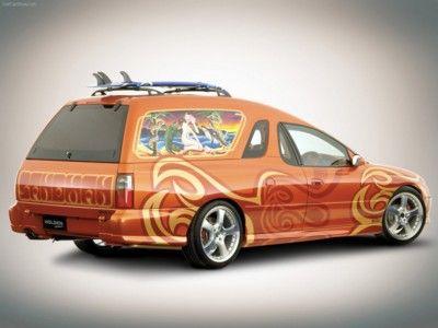 Holden Sandman Concept 2000 poster, #poster, #mousepad, #Holden