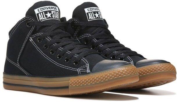 8d324de321a1 Converse Men s Chuck Taylor All Star High Street Mid Top Sneaker ...