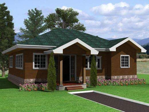 20 photos of small beautiful and cute bungalow house design ideal for philippines contemporary for Cute small house design
