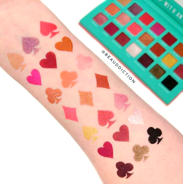 34312a8ef298 Blackjack 21 - Tough Girl #swatches by @beauddiction ♤♥♧♢ USD ...