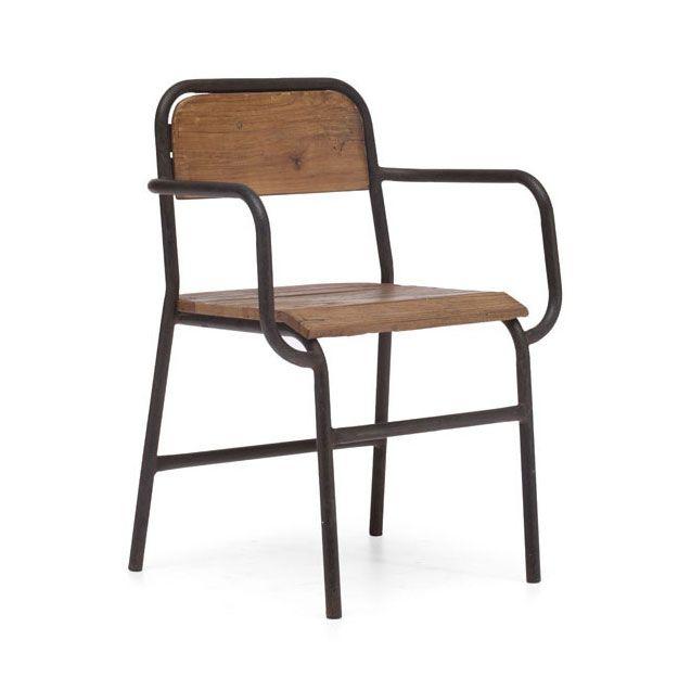 Industrial Armchair | Dotandbo.com
