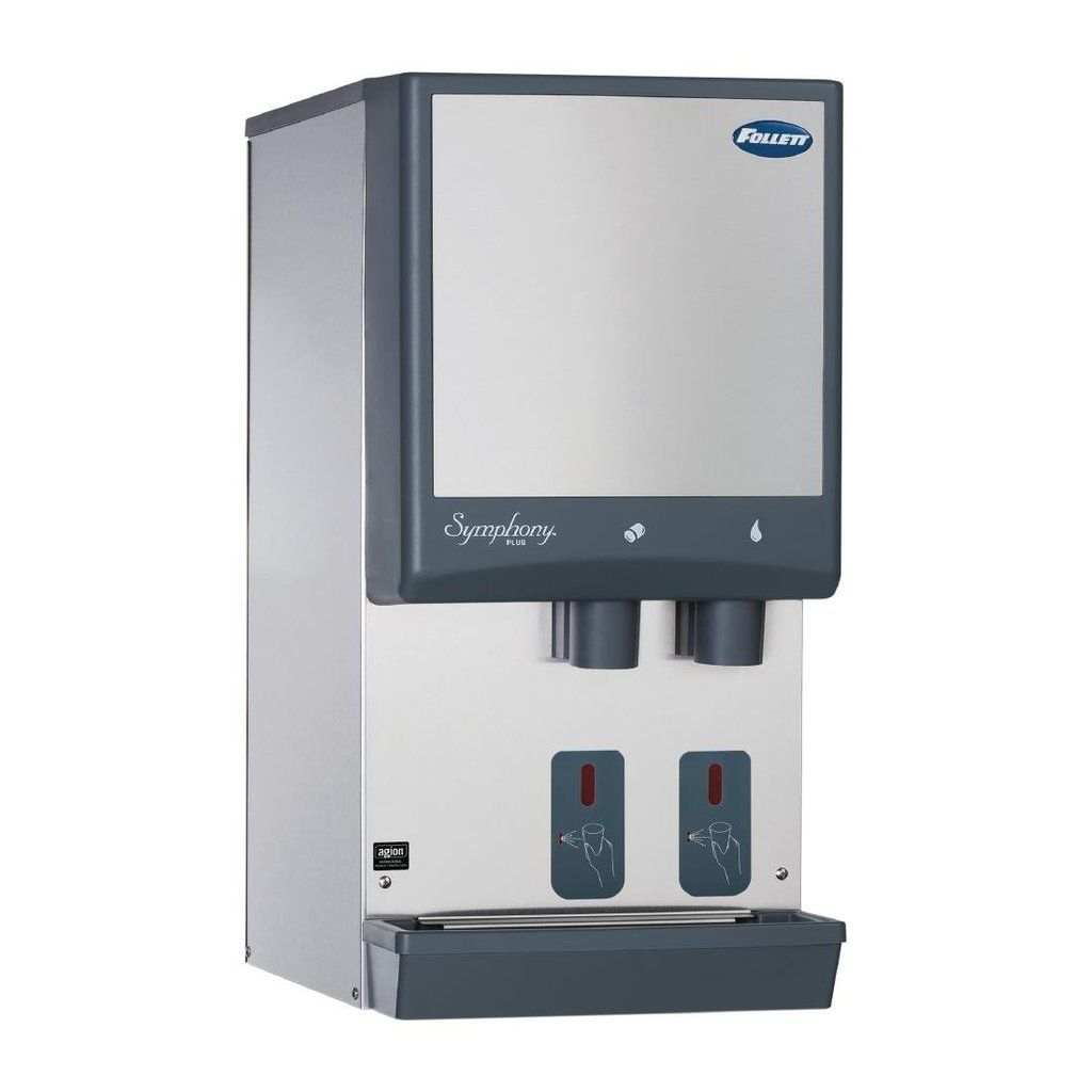 Follett Countertop Ice And Water Dispenser 186kg Water Dispenser Commercial Catering Equipment Countertops