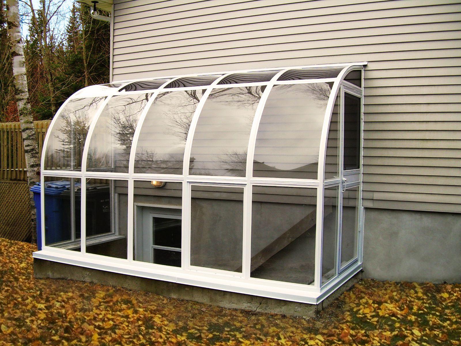 Solarium De Paris 3 Seasons Sunroom Gazebo Shelter Railing And