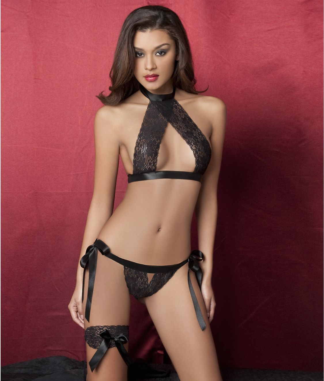 b9fbce77f231 Make every fantasy your sexy reality in Oh La La Cheri lingerie. Glamorous  silhouettes infused with sultry style define this collection of sexy pieces  that ...