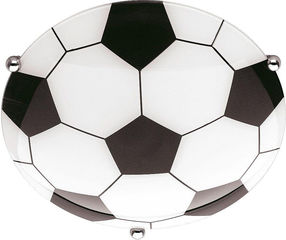 Kinderzimmer Deckenleuchte »Fußball« (1flg.), Trio Jetzt Bestellen Unter: