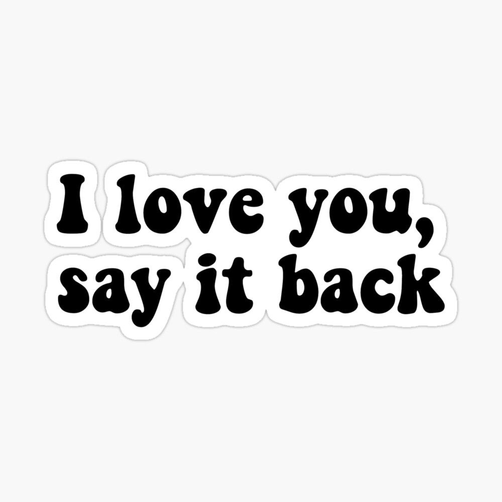 I Love You Sticker By Havalaa In 2021 My Love I Love You Love You