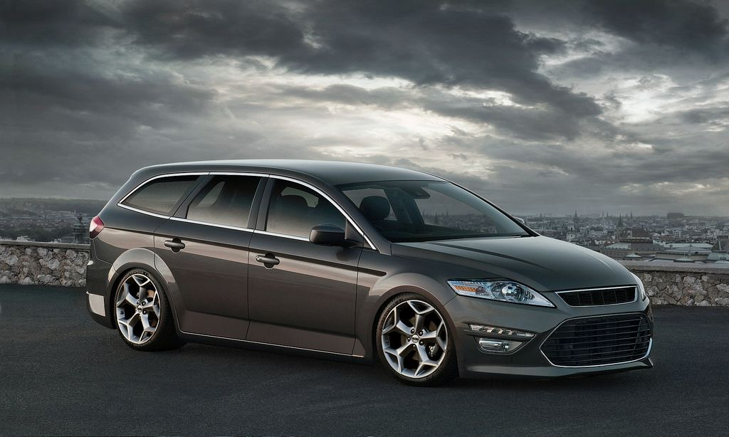 2011 Ford Mondeo Turnier (EU Version) (With images) Car