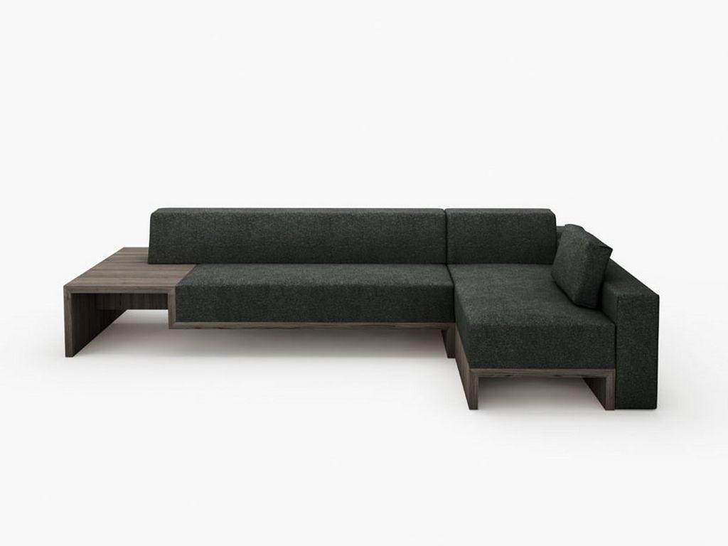 Cool 30 model minimalist sofa chair for living room for Sofas en l modernos