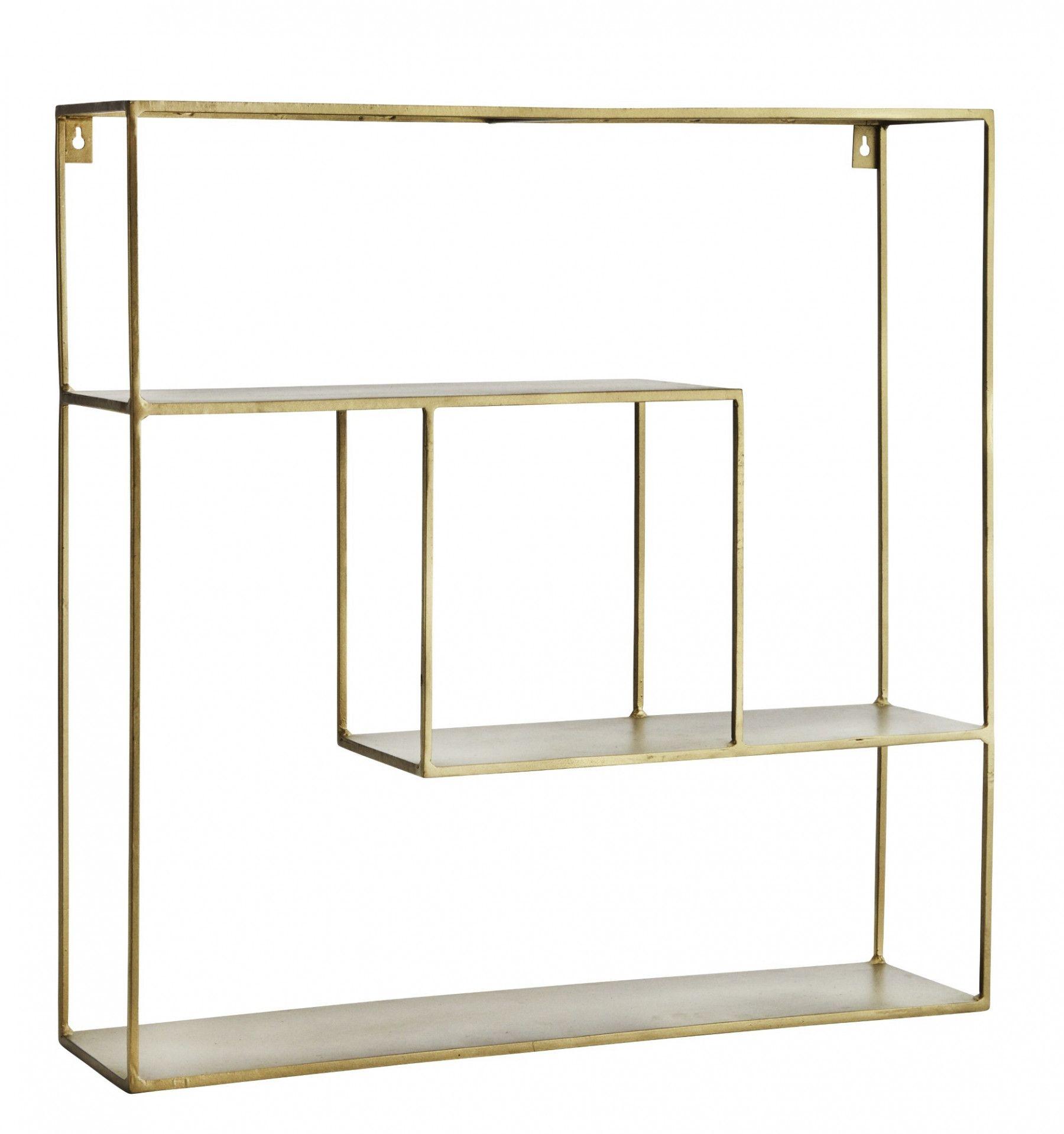 Quadratic Shelf Quadrat Regal Madam Stoltz Wandregal Wandregal