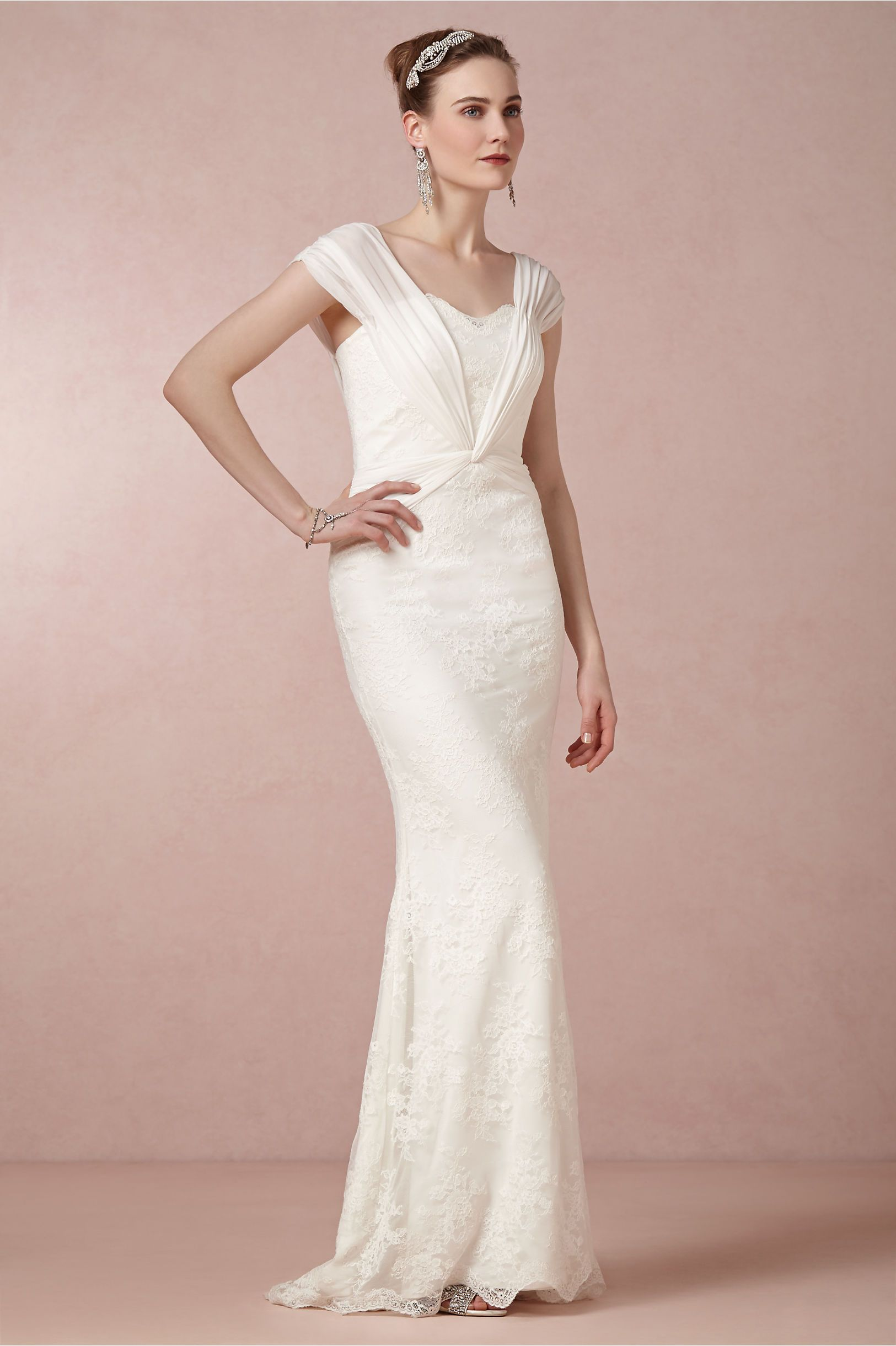 Maya Gown from BHLDN | I love wedddings | Pinterest | Traje de novio ...