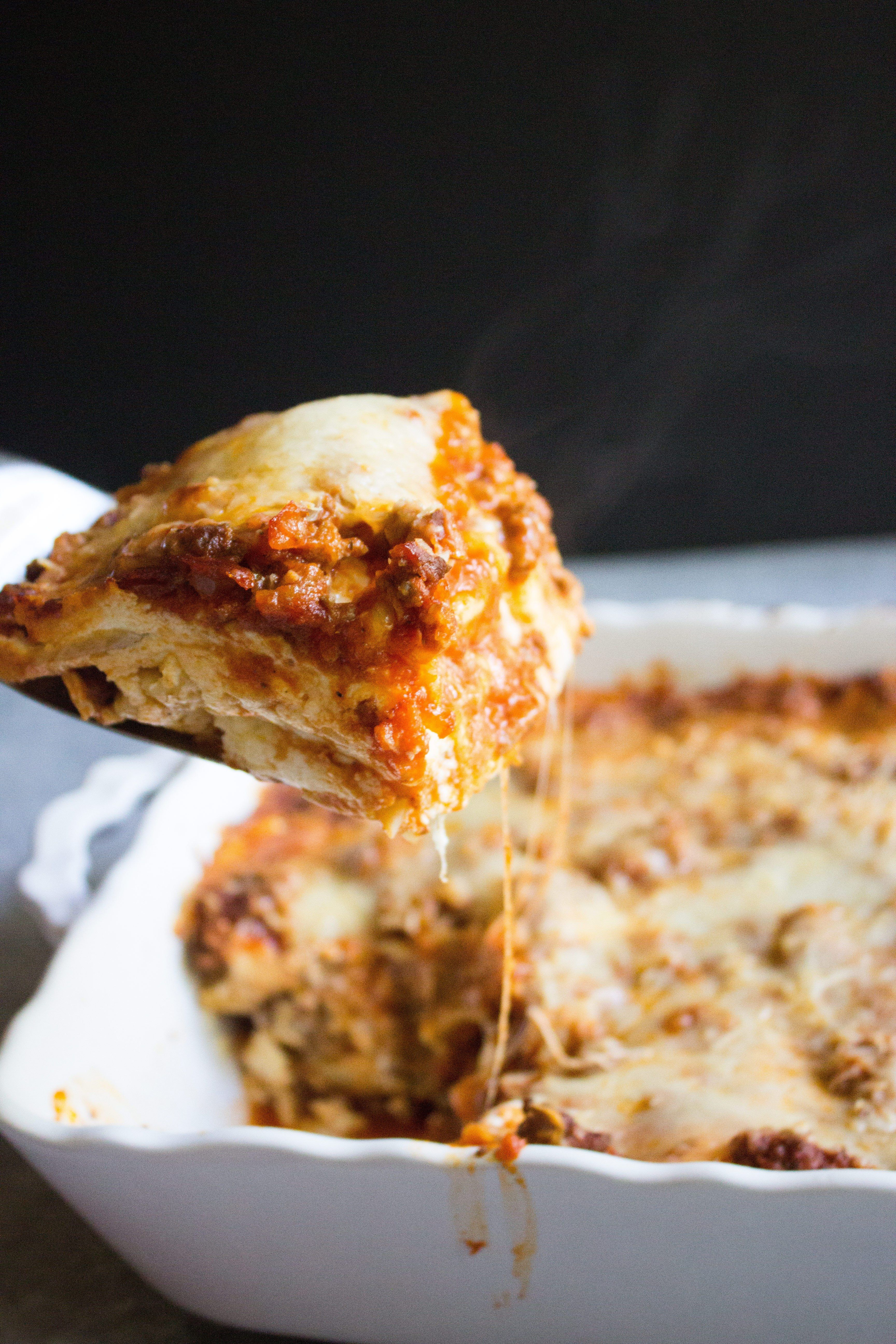 Easy cheesy lasagna recipe lasagna recipe ricotta