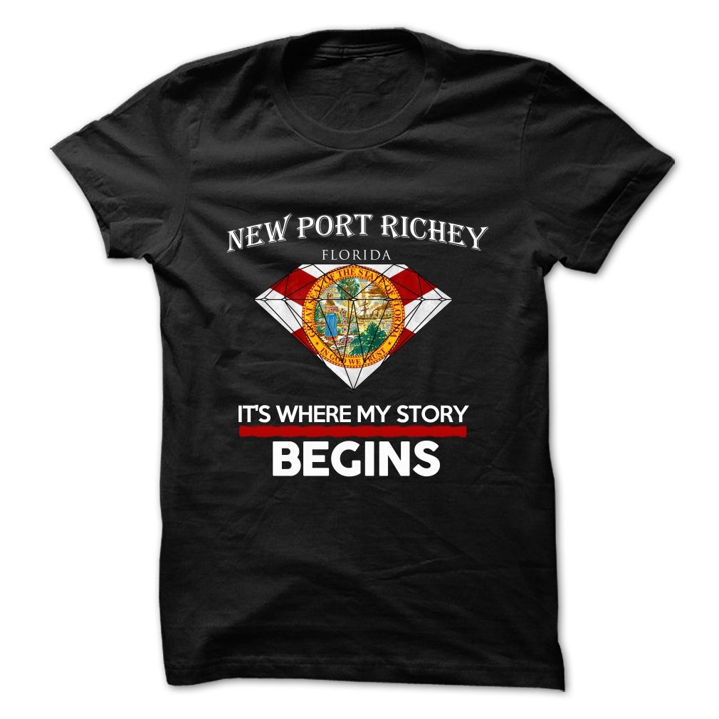 New Port Richey - Florida - Its Where My Story Begins ! Ver 5