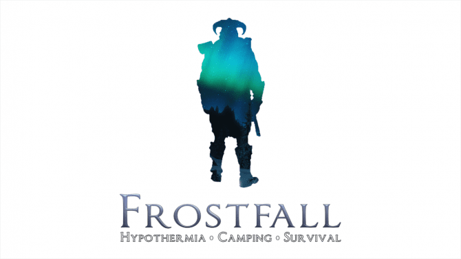 Frostfall is a survival-style mod that adds cold weather