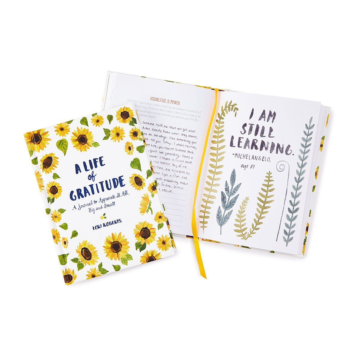 A Life of Gratitude Journal Mindfulness Gifts