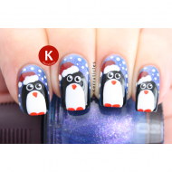 Kerruticles did the cutest penguins I've ever seen!