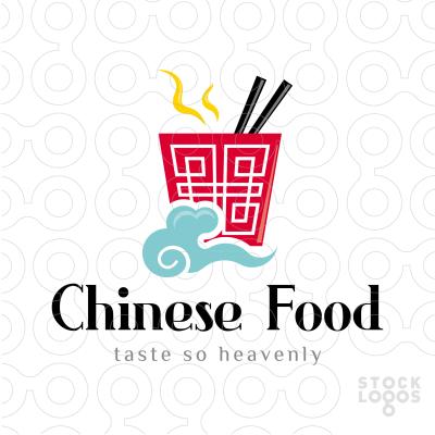 Chinese Food Chinese Food Logo Food Juice Logo