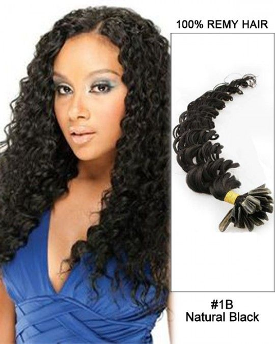 Wholesale 18 24 1b Natural Black Deep Wave 100 Remy Hair Human